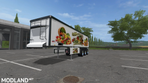FS17 FRUIT TRAILER v 1.0, 2 photo