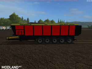 MENGELESILOBULL FS 15 / FS17, 1 photo
