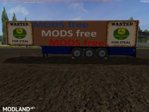 TRAILER Schmitz Free Mods (ELABORER BY: BOB51160)