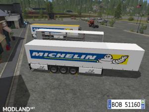 TRAILER MICHELIN 3AND1 (BOB51160)  v 1.1, 9 photo