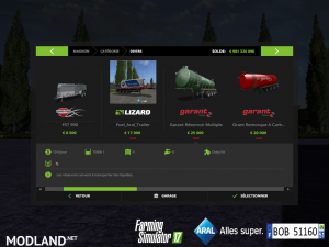 Fuel Aral Trailer v 1.1, 5 photo