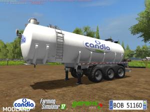 Kotte milk tank Candia by BOB51160 v 1.2