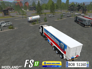 FS 17 Trailer NH Color French Bulk By BOB51160, 4 photo