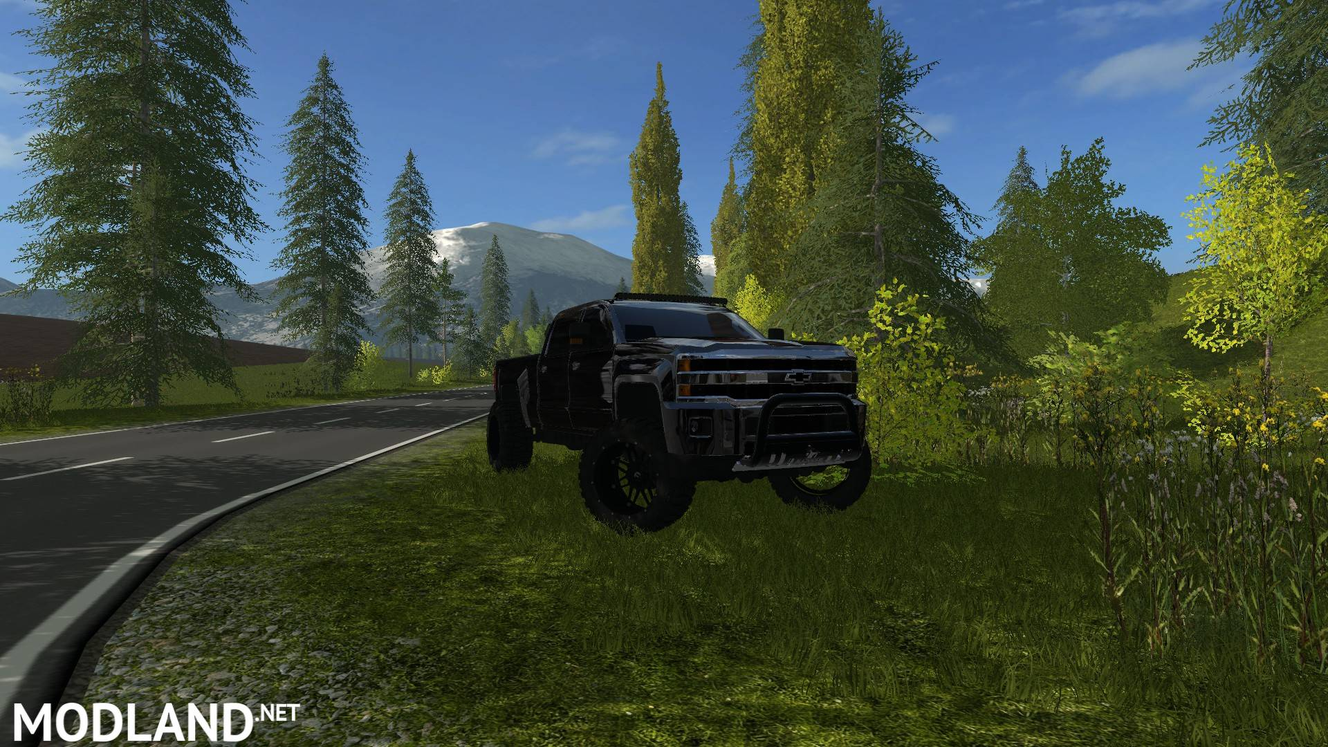 High Country Chevy >> Chevy High Country mod Farming Simulator 17
