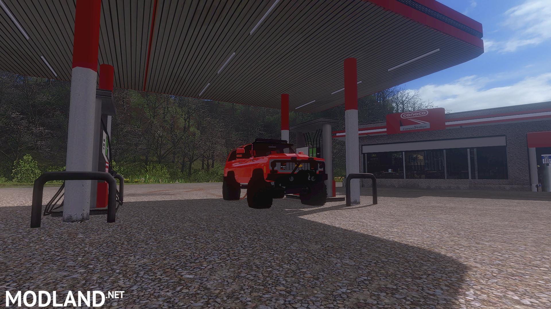 1973 Chevy Blazer Mod Farming Simulator 17