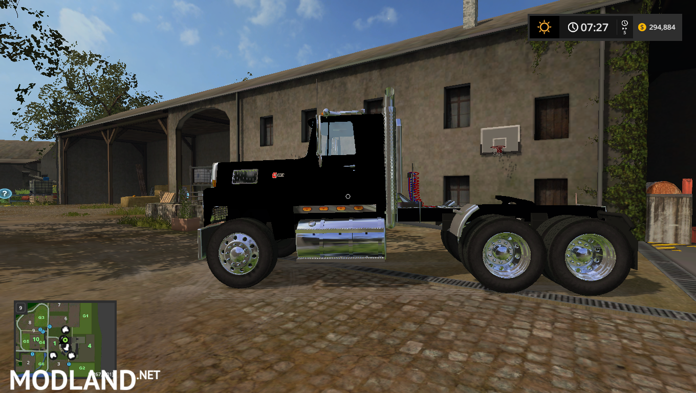 ford l9000 converted v 1 0