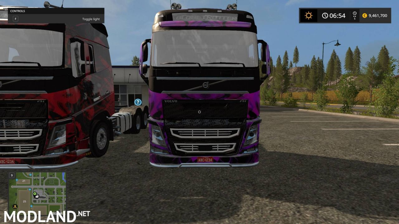 Volvo FH 540 Dragon