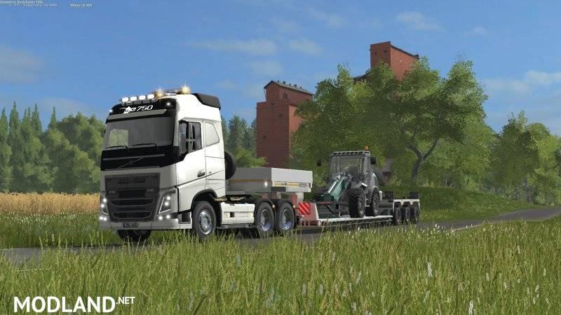 Volvo FH16 Short Wheel Base