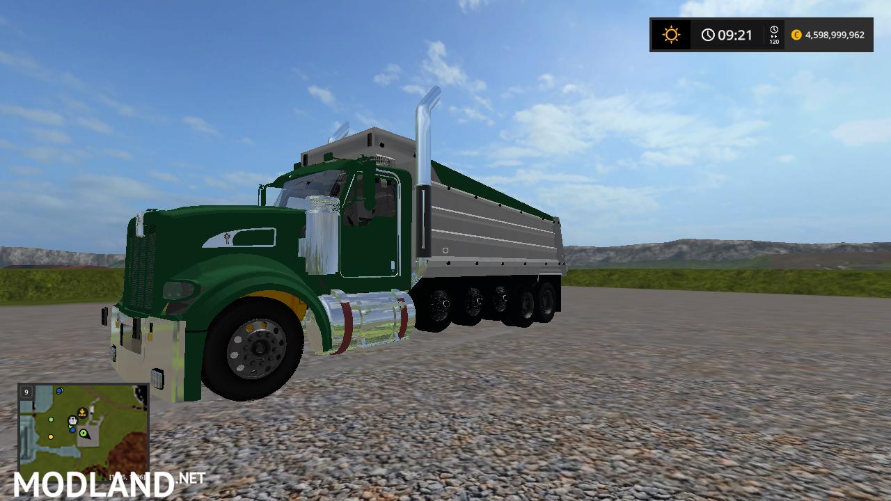 KenworthT440V2 Dump truck
