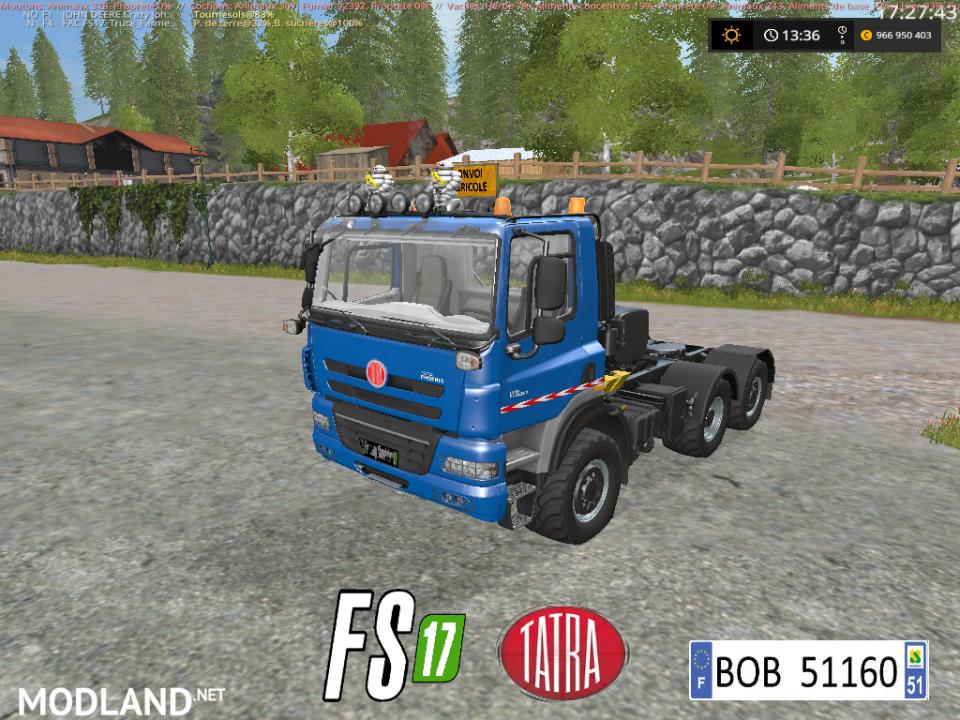 FS17 Tatra51 by BOB51160