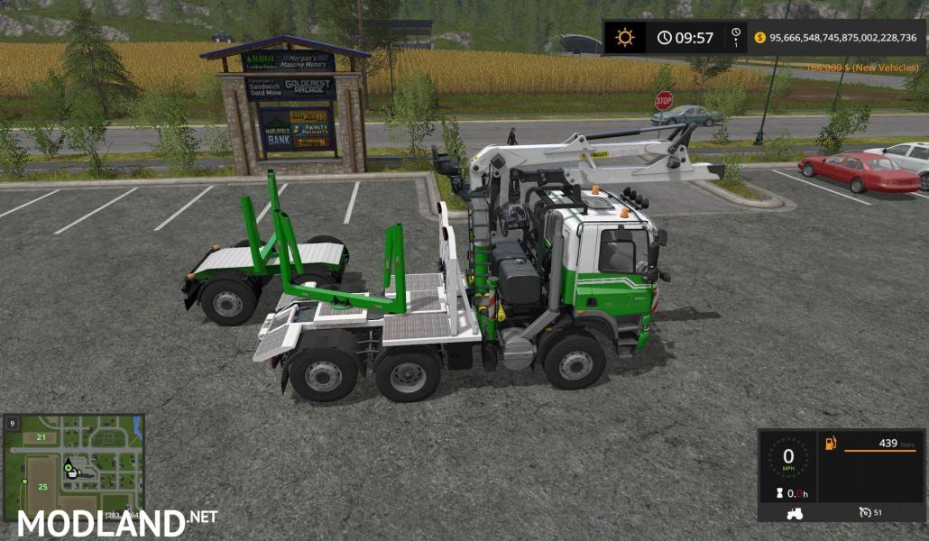 FS17 PHOENIX LONGWOOD TRUCK UPDATE FIX
