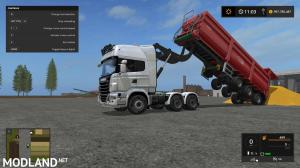 Scania R730 V8 Lifter v 1.0, 1 photo