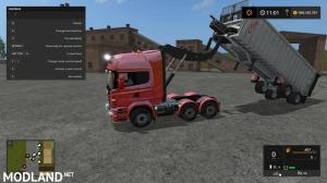 Scania R730 V8 Lifter v 1.0, 4 photo