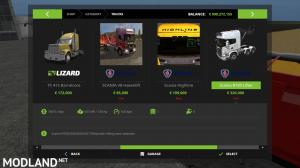 Scania R730 V8 Lifter v 1.0, 3 photo