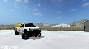 06 Chevy Silverado Plow Truck, 1 photo