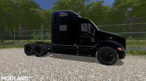 Peterbilt 387 Blacked out ghosted Squad edition, 2 photo