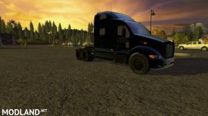 Peterbilt 387 Blacked out ghosted Squad edition, 1 photo