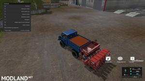 Mercedes-Benz Unimog 1600+trailer for FS 17(Tanker seeders), 7 photo