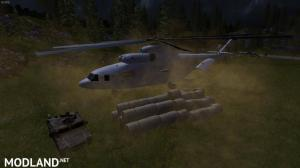MI-26 Helicopter with Autoload v 1.0, 1 photo