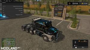 Toxic Scania MultiDecal