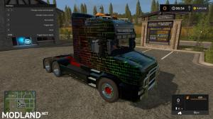 SCANIA T164 Multicolor, 2 photo