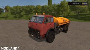 MAZ-500 BENZOVOZ V2