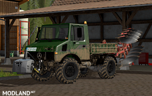 MB Unimog 1200/1600 Full Pack, 3 photo