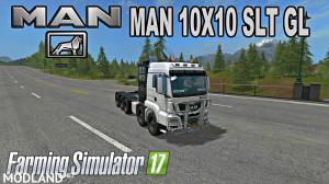UPGRADED MAN 10X10 SLT GL, 1 photo
