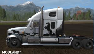 Truck Freightliner Multicolor +5 new designs, 4 photo