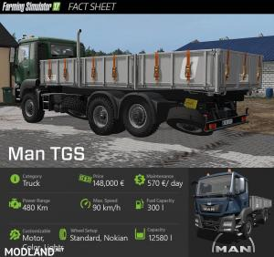 Man AgroTruck Pack v 1.1, 2 photo