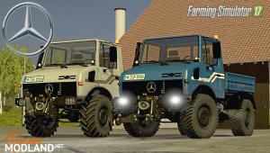 MB Unimog 1200/1600/2100 V3 Hauer Edition, 3 photo