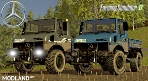 MB Unimog 1200/1600/2100 V3 Full Pack, 1 photo