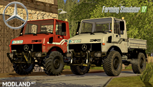 MB Unimog 1200/1600/2100 V3 Full Pack, 3 photo