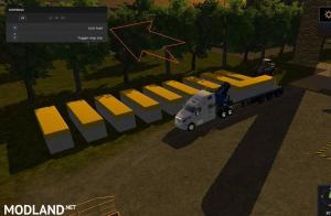 Royen Flatbed trailer
