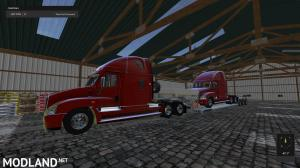 Freight Liner Cascadia, 1 photo