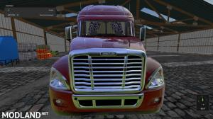 Freight Liner Cascadia, 2 photo