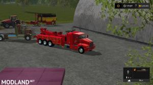 Kenworth Tow Truck - Direct Download image