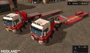 FS17 NLD Helmer MAN 8x8 Heavy