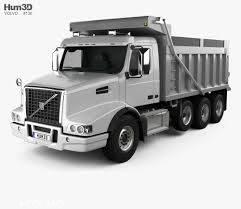2018 Volvo VHD dump truck , 77 photo