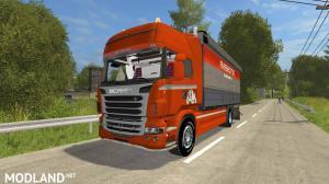 Scania R730 Gallinger Fehrenkotter Edition, 4 photo