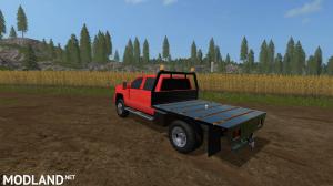 Chevy Silverado 3500HD Flatbed v 1.0, 1 photo
