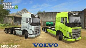 Volvo FH16 750 AR/Frame Pack