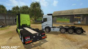 Volvo FH16 750 AR/Frame Pack v 1.0, 4 photo