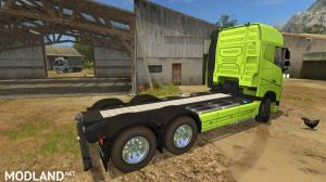 Volvo FH16 750 AR/Frame Pack v 1.0, 2 photo