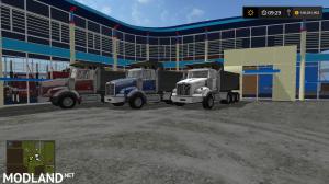 FS17 Western Star dump truck, 1 photo