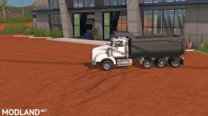 FS17 Western Star dump truck, 2 photo