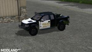 FS17 Raptor Police Interceptor, 3 photo