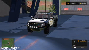 FS17 Raptor Police Interceptor, 4 photo