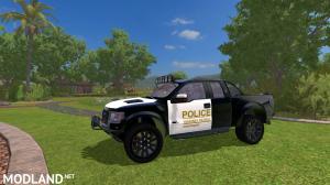 FS17 Raptor Police Interceptor, 1 photo