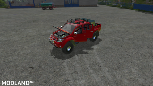 FS17 Toyota Hilux Artic, 1 photo